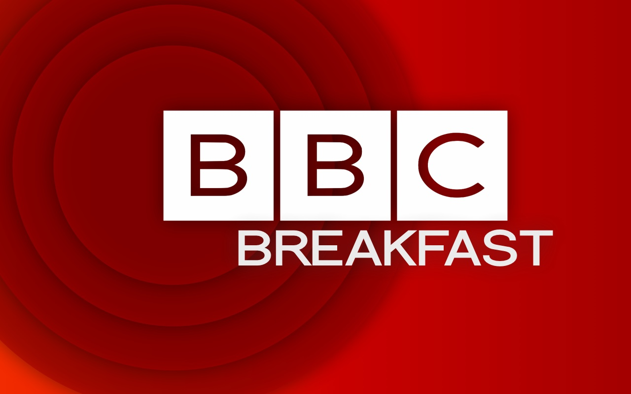 Image result for bbc breakfast logo