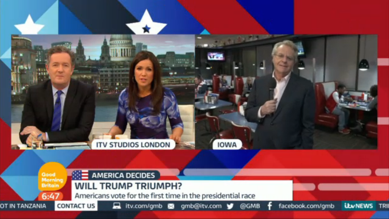 presidential elections television as the main By the 1970s the live coverage of major political events had become almost   the first presidential election to see extensive use of television was the 1952  race.