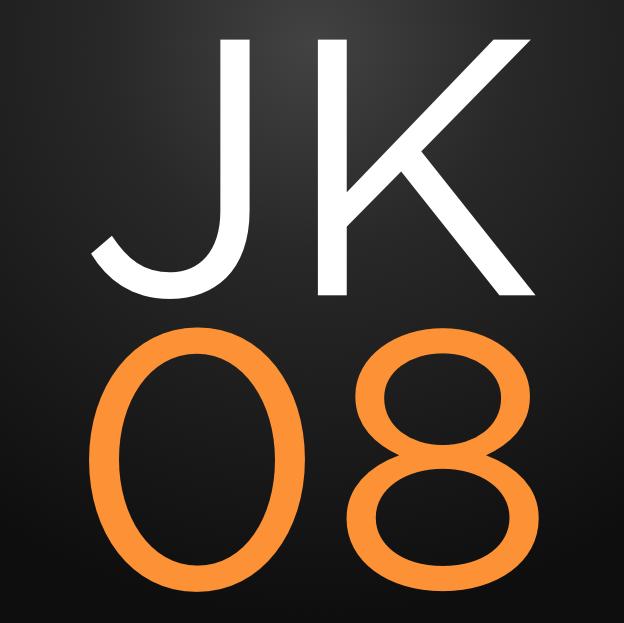 It's JK08!