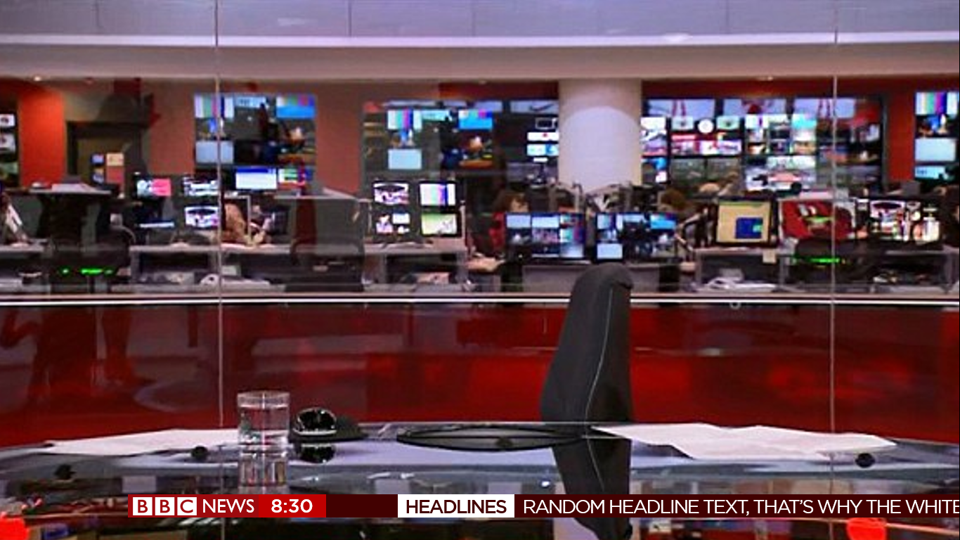 BBC News - Recreation/Mock: You can choose which one it ...   Bbc News