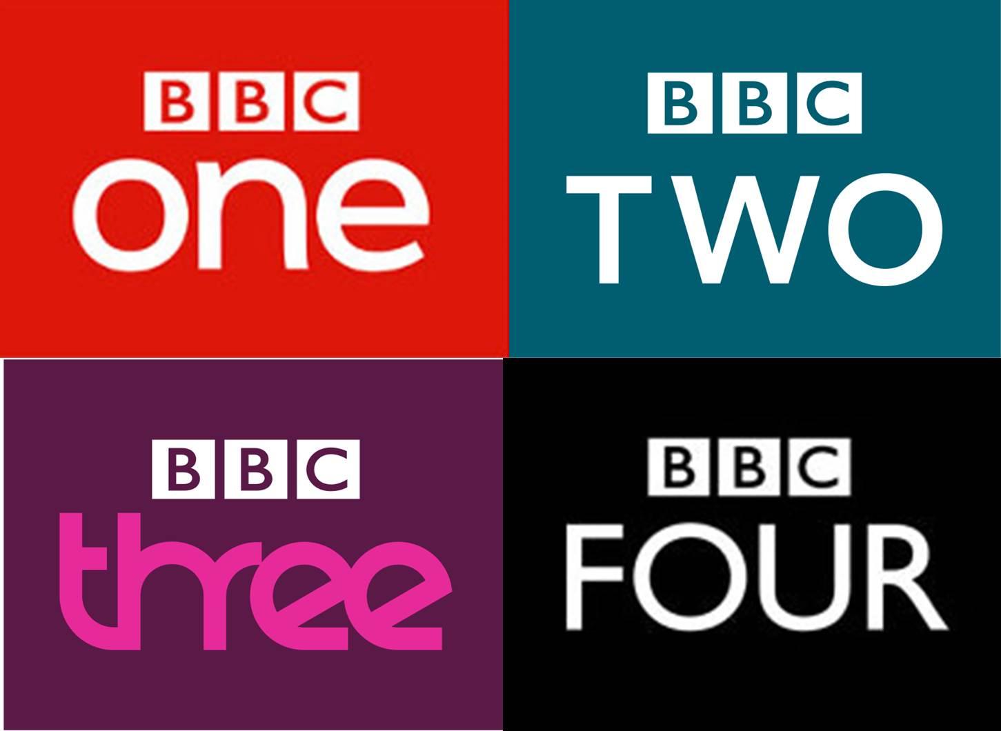 BBC Television Rebrand...