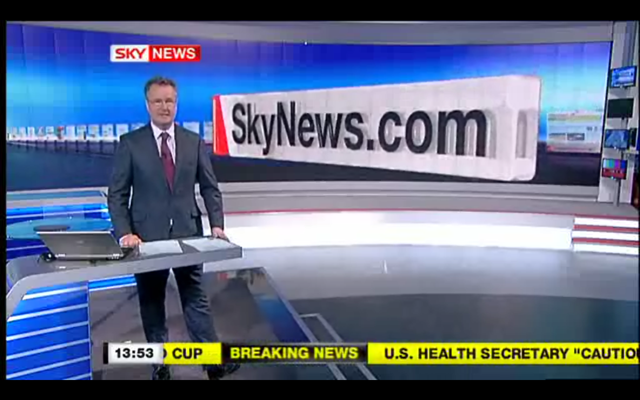 Sky News: Sky News HD Launches 9pm tonight - Page 68 - TV Forum