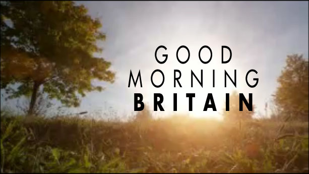 Good Morning Britain Video Mock