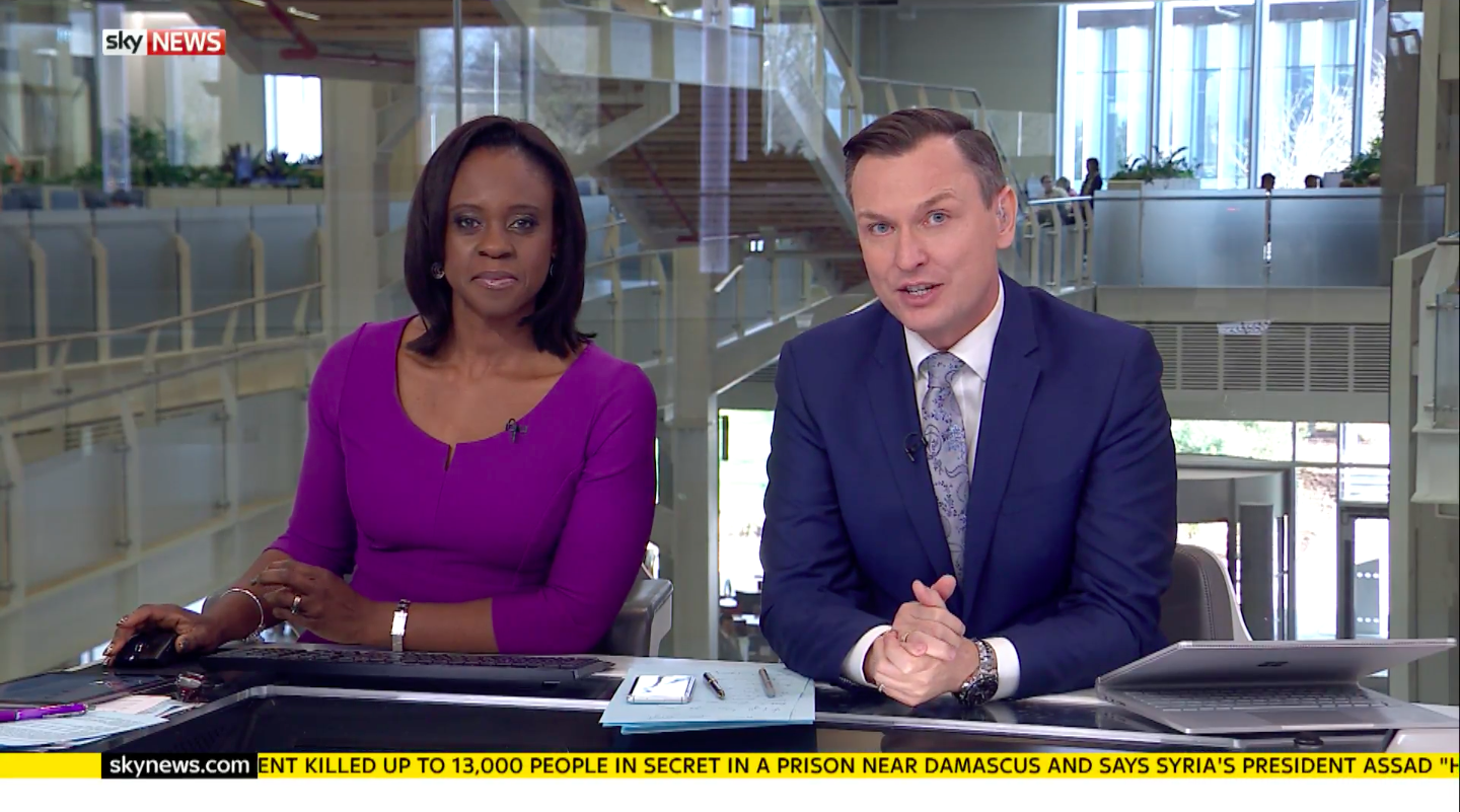 Sky News is not yet Fox News, but it has the good, the bad