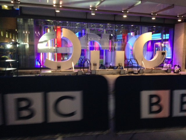 The One Show At Broadcasting House: Split from Broadcasting House, Salford Quays & TVC - Page 3 - TV Forum