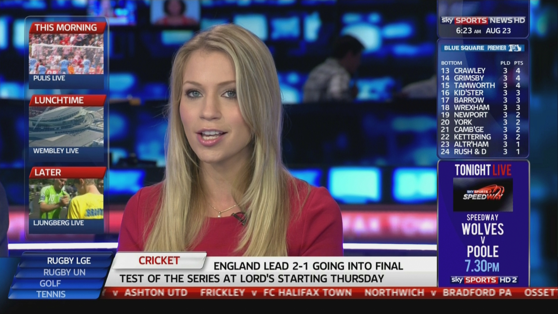 Sky news sport