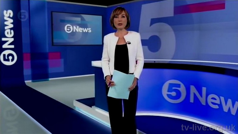 Channel 5 - This Is A Test