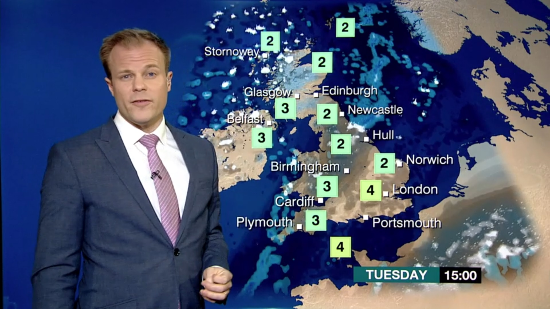 BBC Weather changes preview: Website displaying pages with Meteo