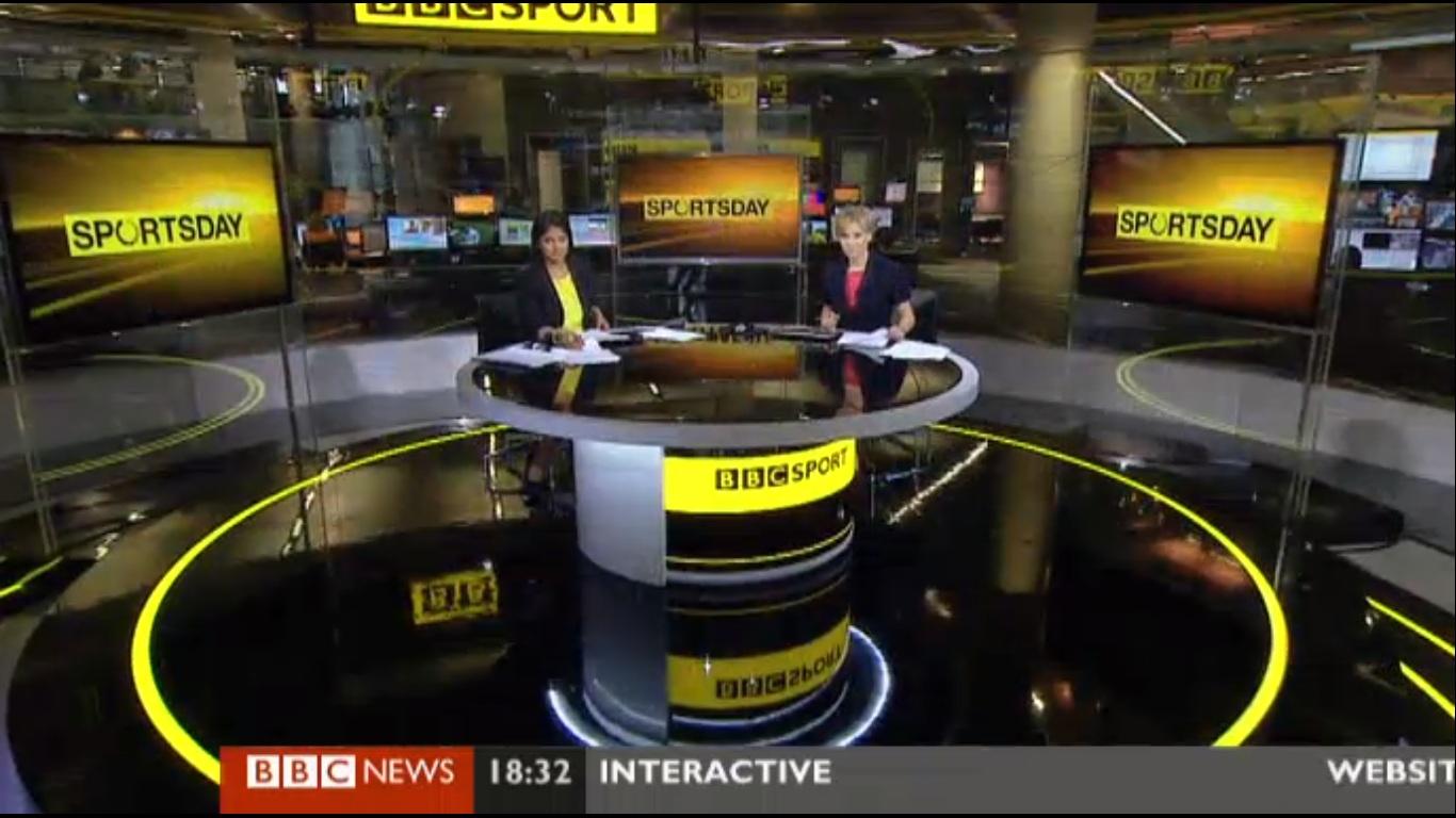 BBC News Channel: Presentation